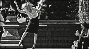Frances Ha, danseuse en devenir, image extraite du film.
