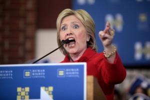 Hillary Clinton, présidente des Etats-Unis