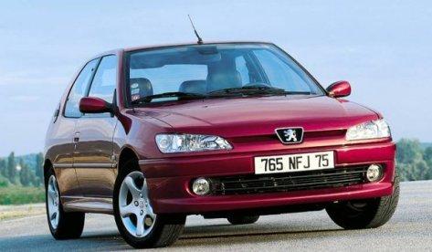La 306 S16, une petite sportive efficace et pêchue. Et François Fillon l'a bien compris. Crédits: Automobiles Peugeot