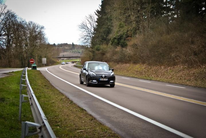 La RCEA est l'une des routes les plus dangereuses de France.