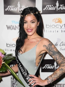 Miss Tattoo France 2018