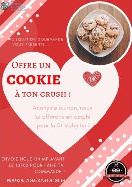 Flyer offre St Valentin