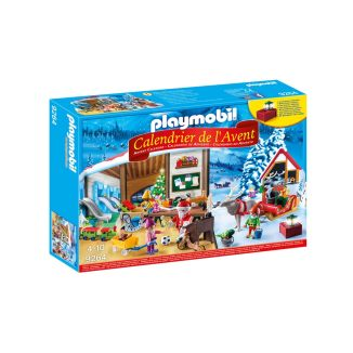 Calendrier Playmobil, 17,99€